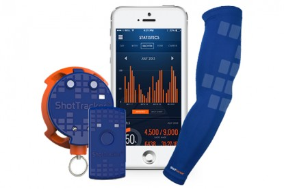 Megérkezett a Shot Tracker: a 150 dolláros kosáredző