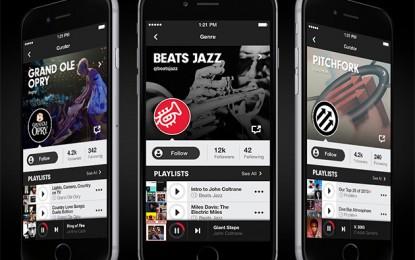 Minden új iPhone megkapja majd a Beats Music-ot