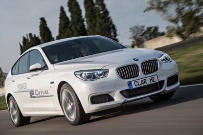 Power eDrive: Új rendszerrel tarolna a BMW