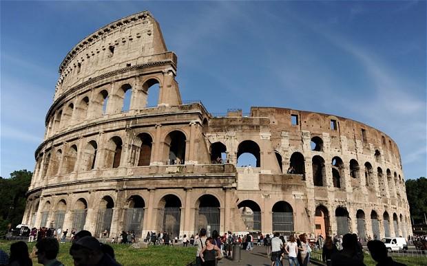 Újjáépülhet a római Colosseum arénája