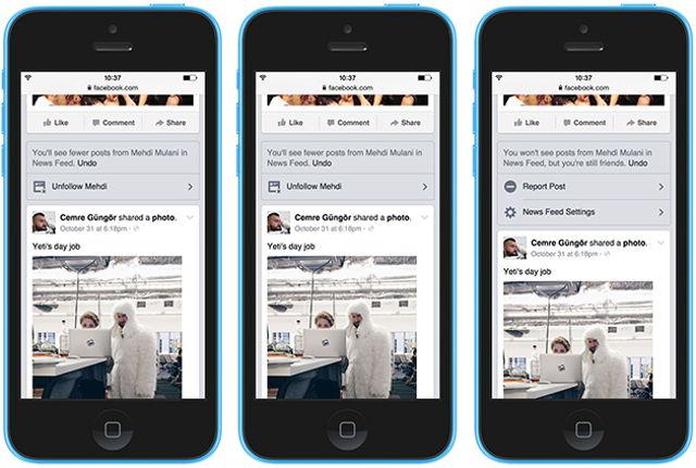 Idegesít a sok Facebook bejegyzés? Itt a megoldás