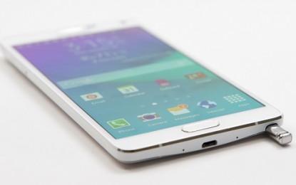 Teszt: Samsung Galaxy Note 4 – Korea legjobbja