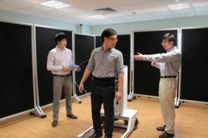 Robot segít újratanulni a mozgást