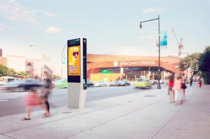 Nálunk internetadó, New Yorkban ingyen utcai Wifi hotspot