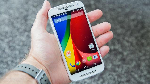 A Moto X Pure Edition és a Moto G hamarosan megkapja az Android Lollipopot