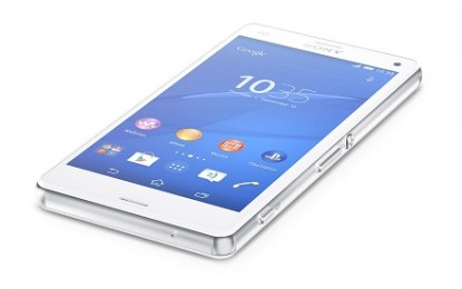Teszt: Sony Xperia Z3 Compact – Kiváló eredmény