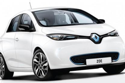 Egyre csábítóbbá válik a Renault Zoe