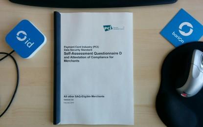 A Barion megszerezte a PCI DSS tanúsítványt