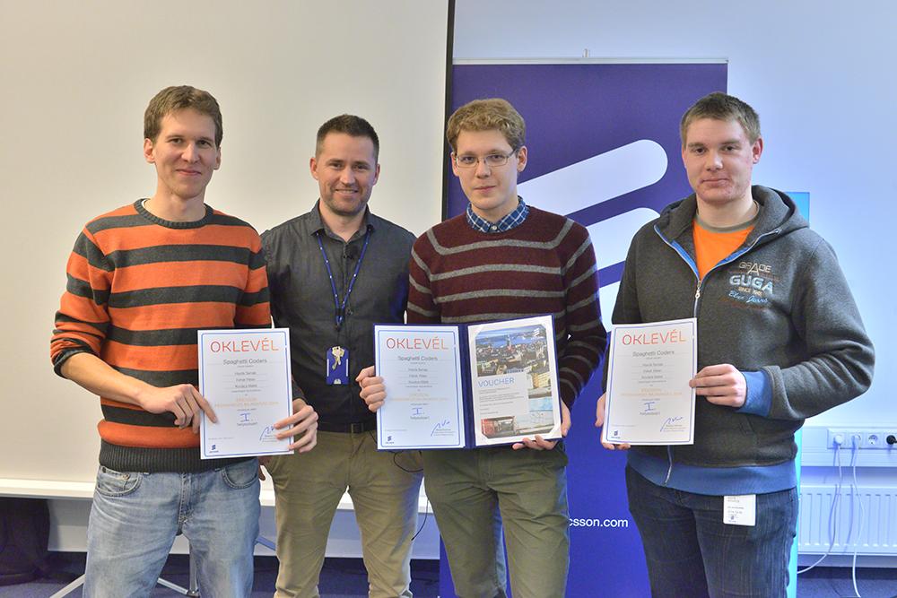 Negyedik alkalommal indult el az Ericsson C++ Programozó Bajnoksága