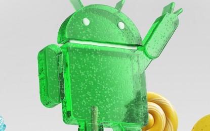 Tovább javul az Android