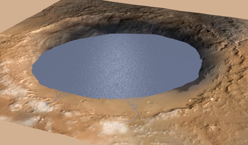 Gale-kráter
