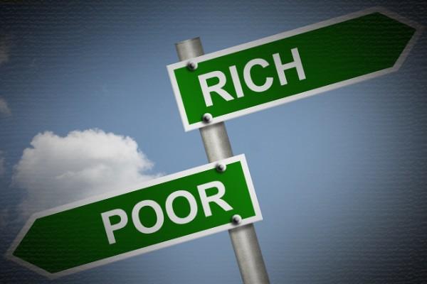 szegény, gazdag