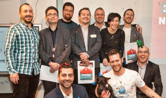 Loffice LeWeb startup verseny