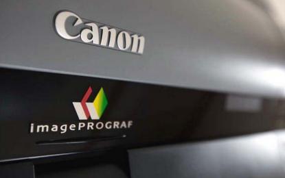Új imagePROGRAF nyomtatók érkeztek a Canontól
