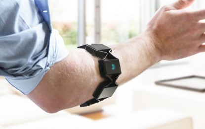 Teszt: MYO Armband – Az erő veled van!