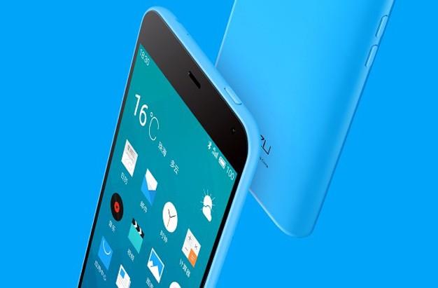 Nem, ez nem egy iPhone 5C: itt a Meizu M1