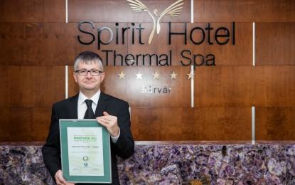 Nem kérdés ki a legjobb: ismét tarolt a Spirit Hotel