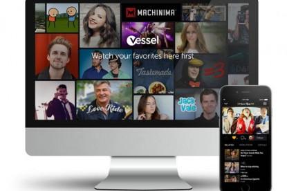 A Vessel kész szembeszállni a YouTube-bal