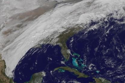Hat amerikai államban hirdettek szükségállapotot a téli vihar miatt