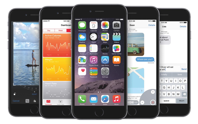 Próbáld ki te is az iOS 9-et!