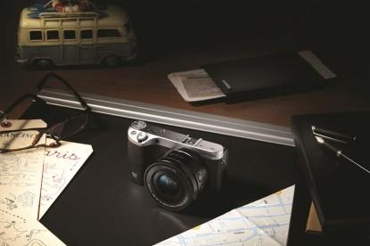 Bemutatkozott a 4K videófelvételre képes Samsung NX500