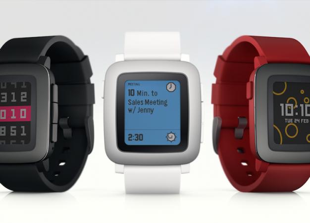 Itt a Pebble Time: a Kickstarteren kezdi útját az új Pebble okosóra