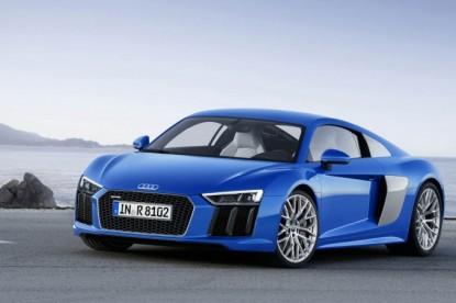 Négykarikás evolúció: Itt az új Audi R8
