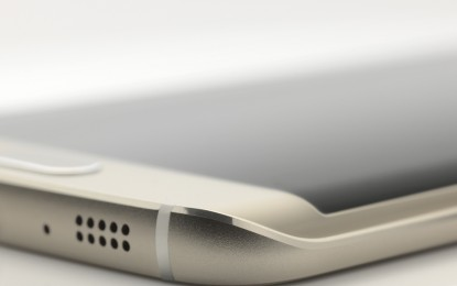 Óriási siker a Galaxy S6 Edge