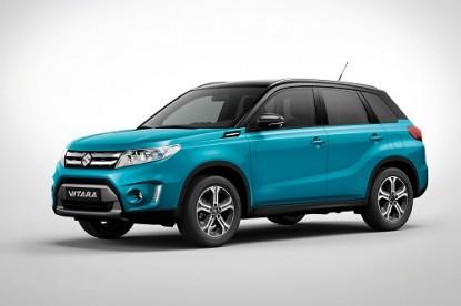 Itt az újabb esztergomi Suzuki