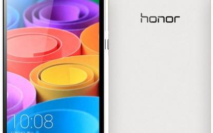 A kevesebb néha több: bemutatkozik a Honor 4X