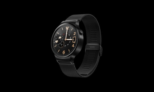 Huawei Watch-HQ photos-Standard-Black