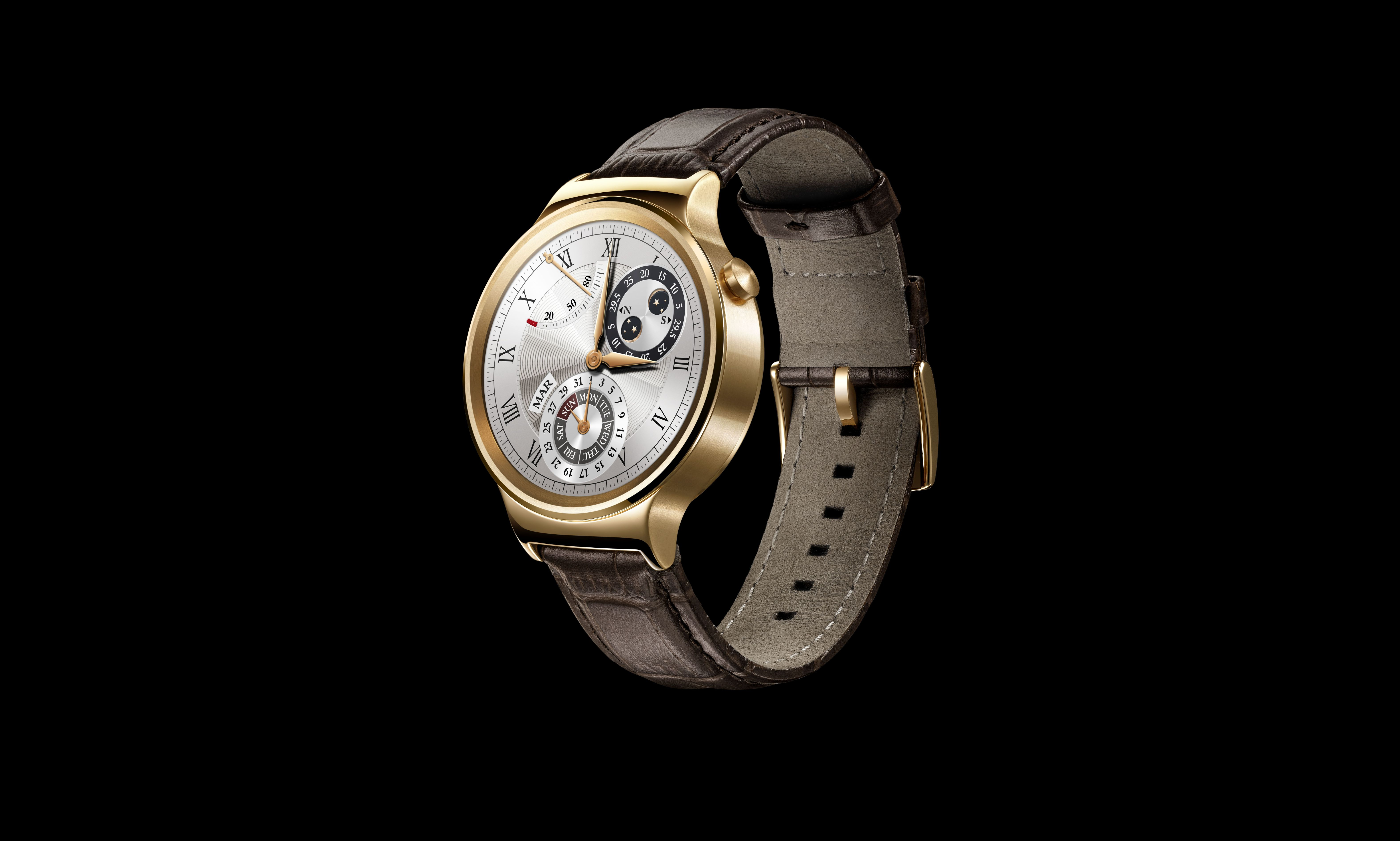Huawei Watch-HQ photos-Standard-Gold
