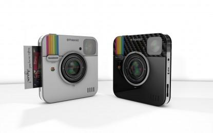Megvásárolható az Instagram ihlette Polariod gép