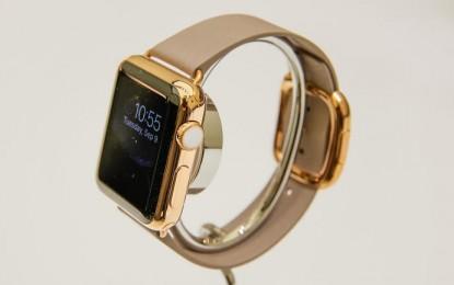 Ha Apple Watch Edition-t veszel, sorba sem kell majd állnod