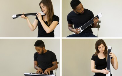 Az új Instrument 1 szinte minden hangszert képes helyettesíteni