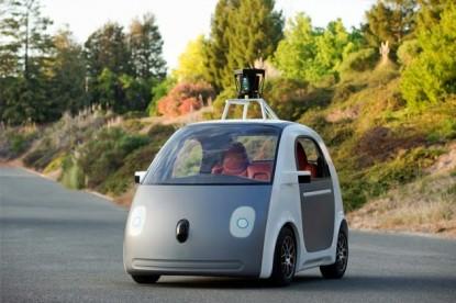 Külső légzsákokat kapnak a Google önvezető autói