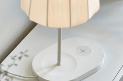 Beépített vezeték-nélküli töltőket rak a bútoraiba az IKEA!