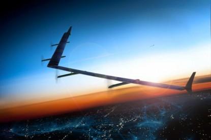 Repülőről sugározna ingyenes internetet a Facebook