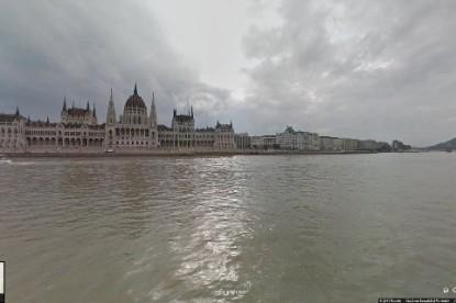 Már a Dunán is hajózhatsz a Street View-val
