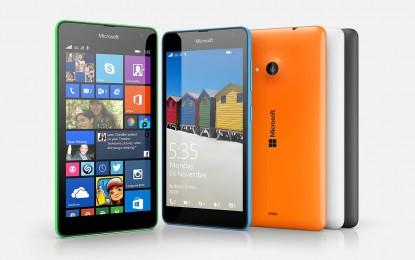 Teszt: Microsoft Lumia 535 – Ismerős idegen