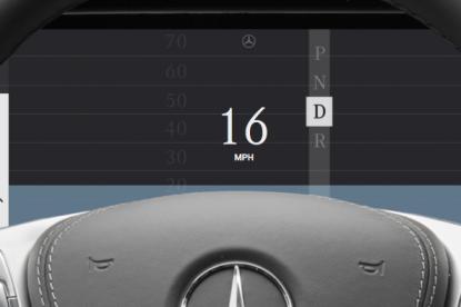 Táblagép az autóban: Ilyen lesz a jövő műszerfala