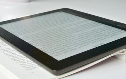 Stabilan nő az e-könyv olvasók piaca