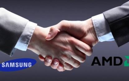 Ez lesz az év felvásárlása? A Samsung megveheti az AMD-t
