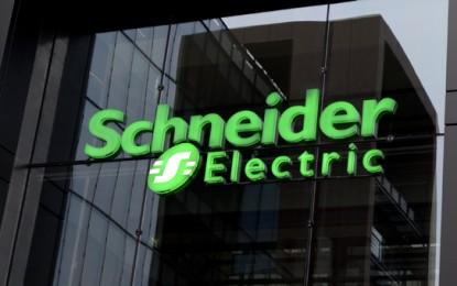 A Schneider Electric az MWC környezetvédelmi projektjének szponzora