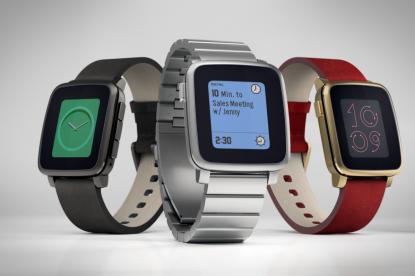Ezért lett a Pebble Time a legsikeresebb Kickstarter projekt