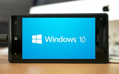 Még több telefon megkapja a Windows 10 demót