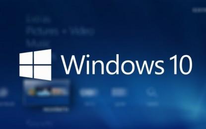 Kiderült, mikor jön a Windows 10