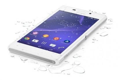 Teszt: Sony Xperia M2 Aqua – könnyűbúvár