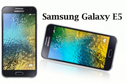 Teszt: Samsung Galaxy E5 Duos – Olcsóbb megoldás