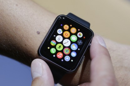 Már az Apple Watch-csal is prezentálhatsz